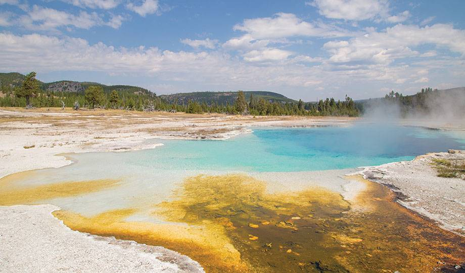 Yellowstone National Park, Montana